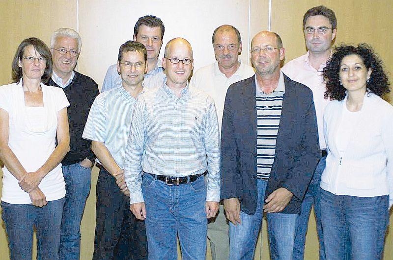 20080820 Festausschuss 100 Jahre Gewerbeverein