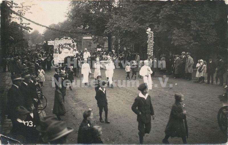 02 Umzug vor 1921