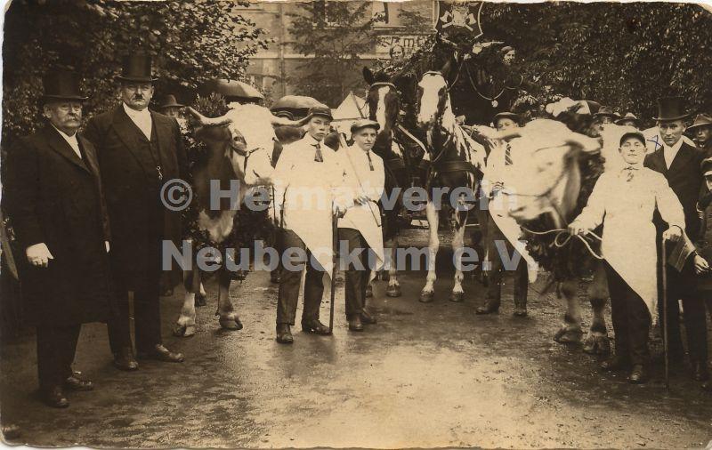 04 Festtag in Neubeckum 1930