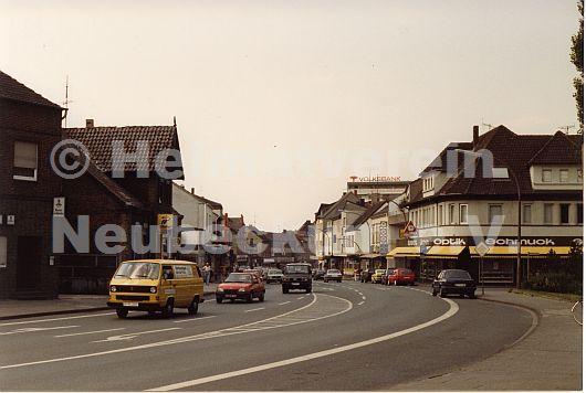 Hauptstraße 1989