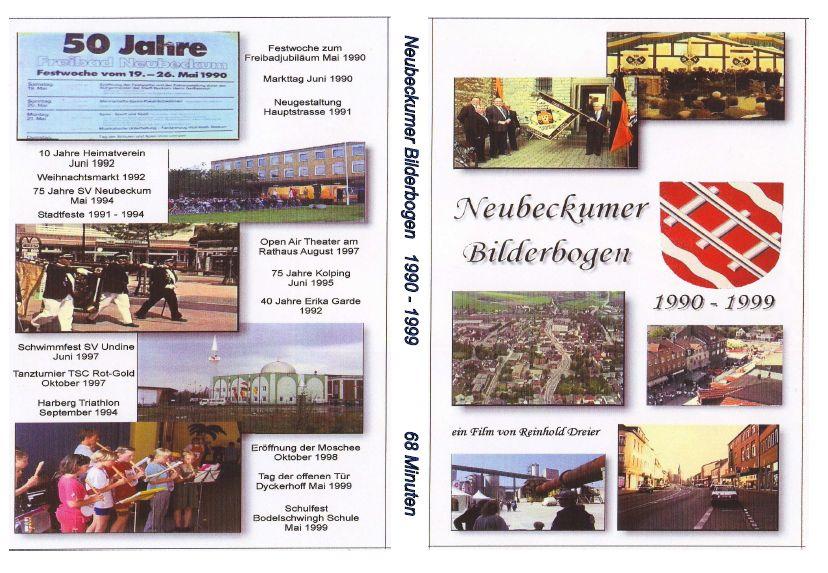 Neubeckumer Bilderbogen 1990 - 1999