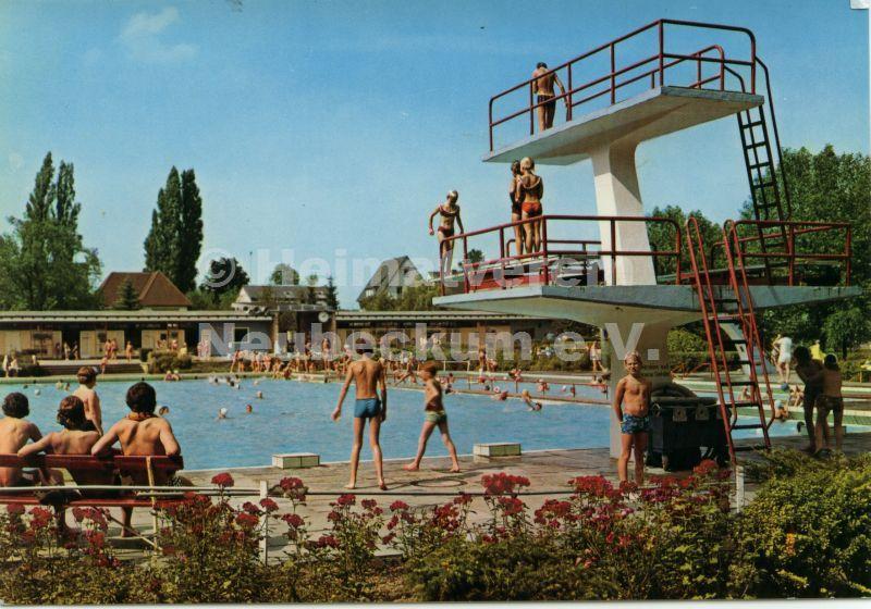Freibad ca 1973