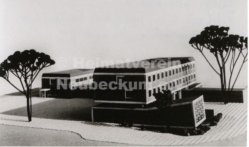 Rathausmodell 1958