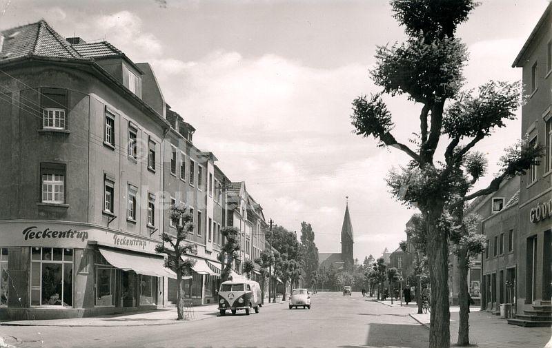 Hauptstraße 1965