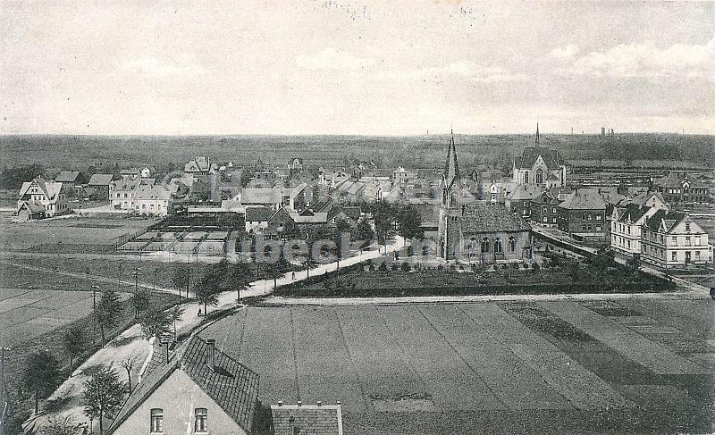 Blick vom ehemaligen Wasserturm