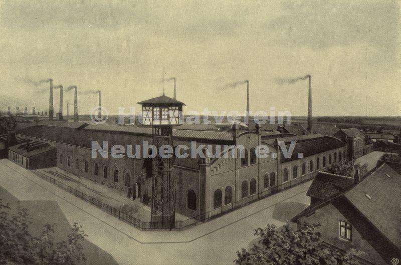 Balcke Abteilung Moll ca 1919