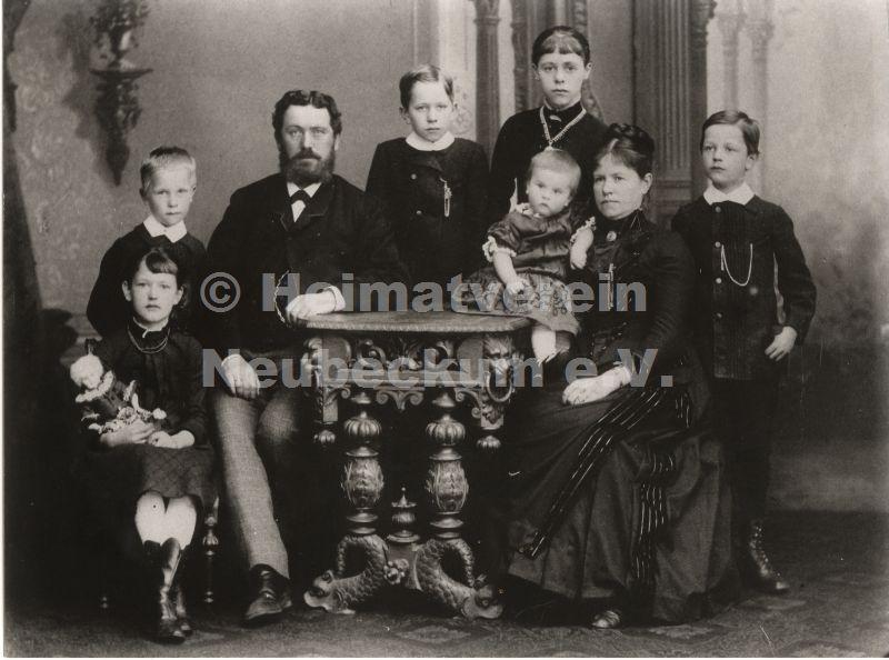 FamilieGustavMoll ca 1887