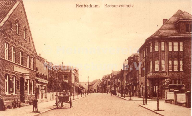 Hauptstrasse 1937