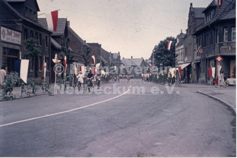 Hauptstrasse 1956