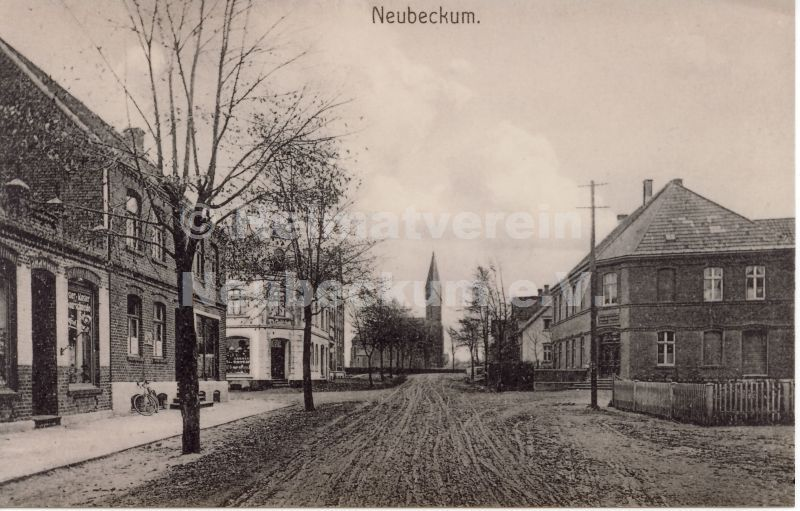 Hauptstrasse ca1907