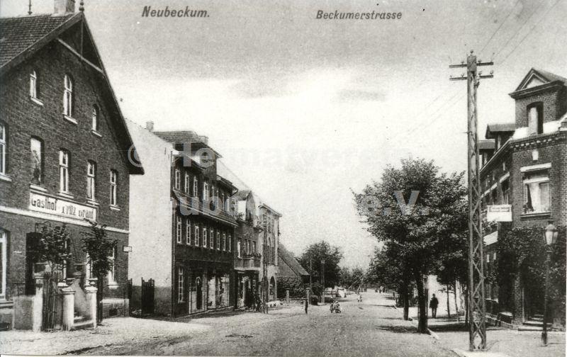 Hauptstrasse ca1924
