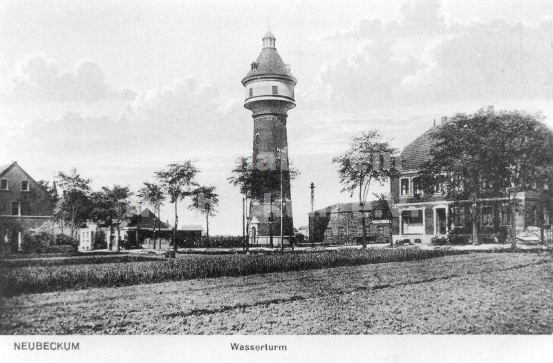 Wasserturm 1927