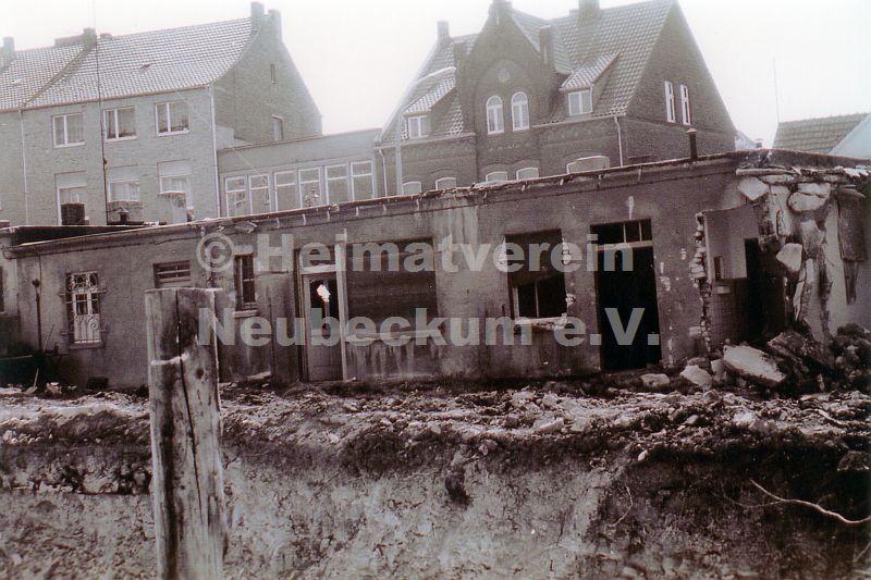 hauptstr bau ladenzentrum ca1970