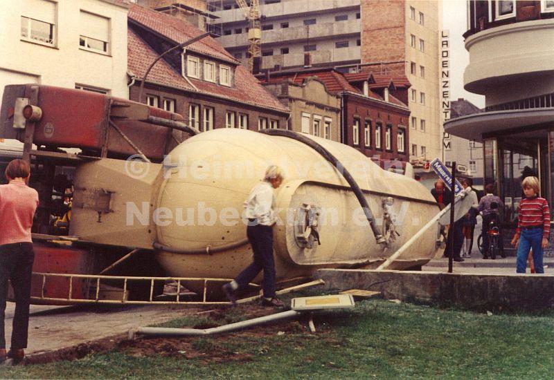 hauptstr lkw unfall1 1971