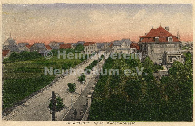 kaiserwilhelmstr ca1916