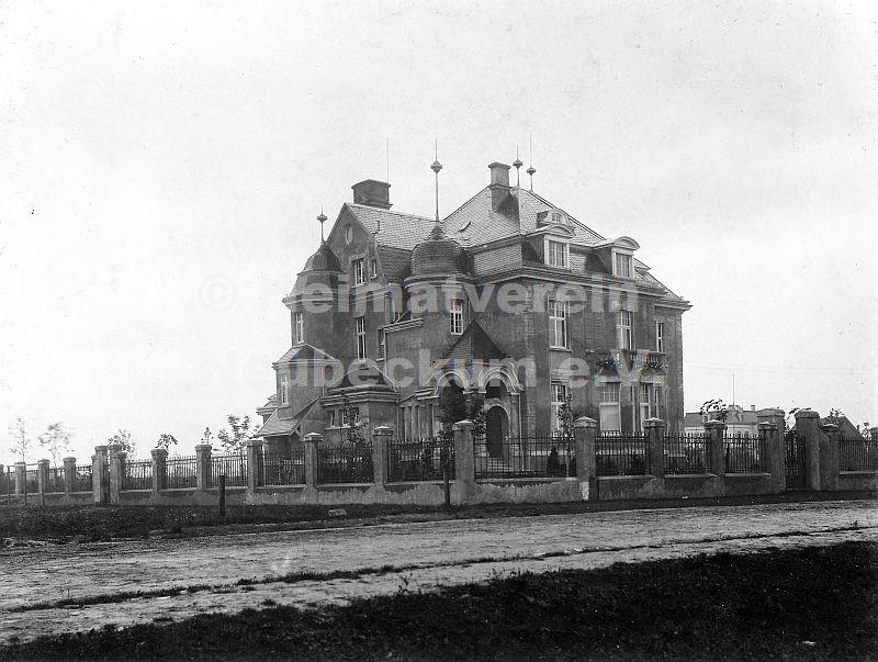 kaiserwilhelmstr villla hugo moll 1907
