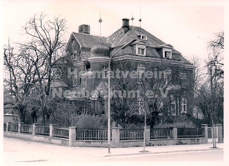 kaiserwilhelmstr villla hugo moll 1965