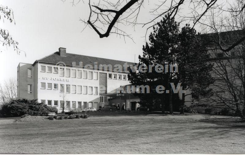 Krankenhaus 1999