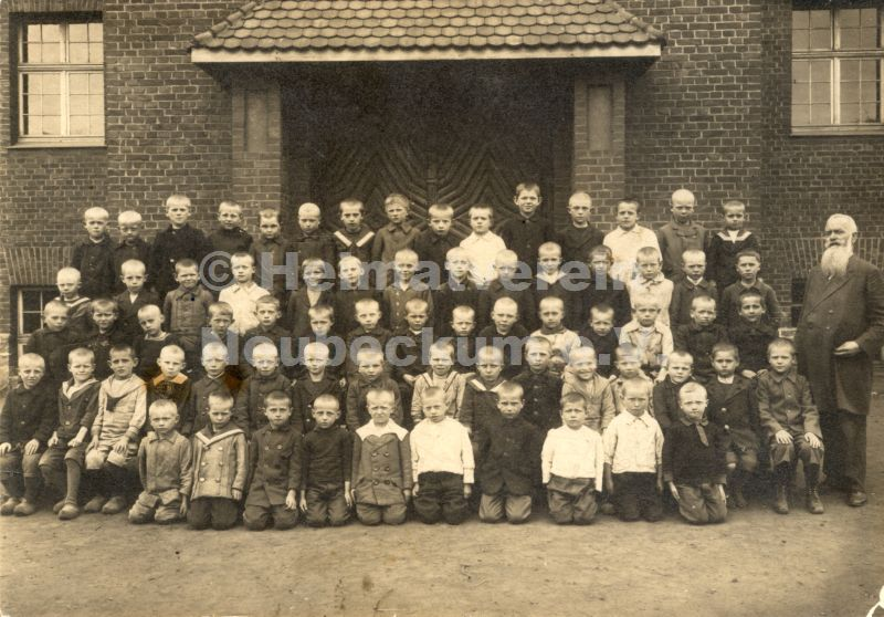 Schulen Klassenfoto 1911