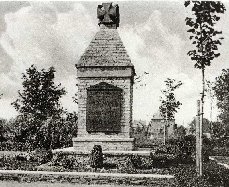 hv14 Altes Kriegerdenkmal Neubeckum