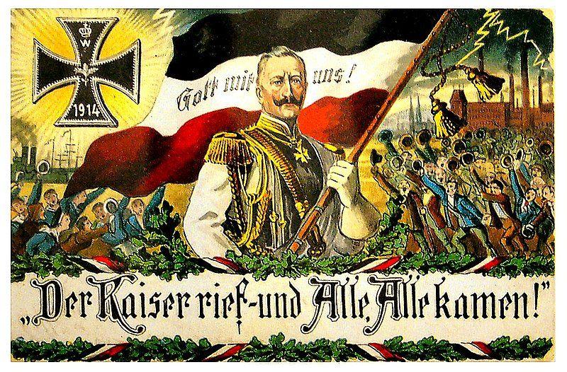 hv14 Der Kaiser rief