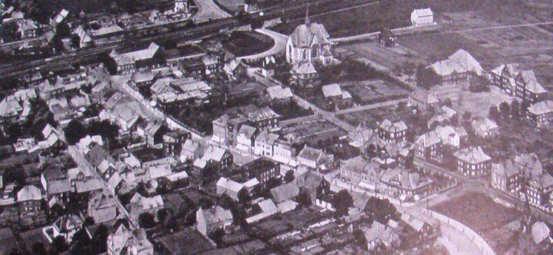 hv16 Streifzug Luftbild1930